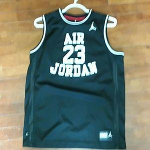 Jordan Basketball Jersey xl
